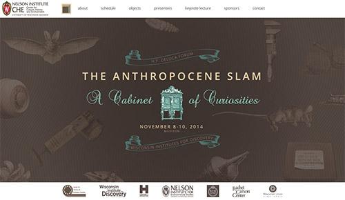 anthropocene slam